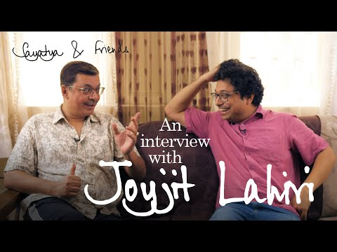 An Interview With Joyjit Lahiri - Sayatya & Friends