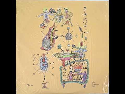 Mirza - IRON COMPASS FLUX full album (1998) **vinyl rip**