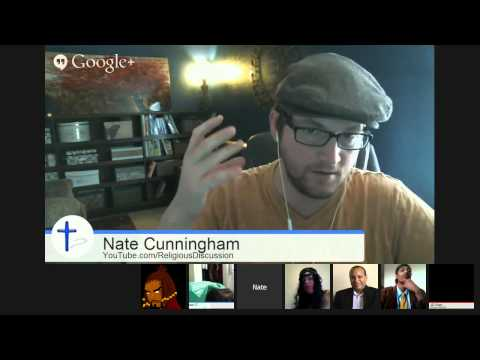 Hangout - IS CHRISTIANITY PAGAN?
