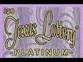 2 MATCHES 50 PLATINUM MORE TEXAS LOTTERY SCRATCH OFF TICKETS mp3