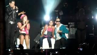 Latin Summer 2011 - Angel y Khriz - Ayer la Vi