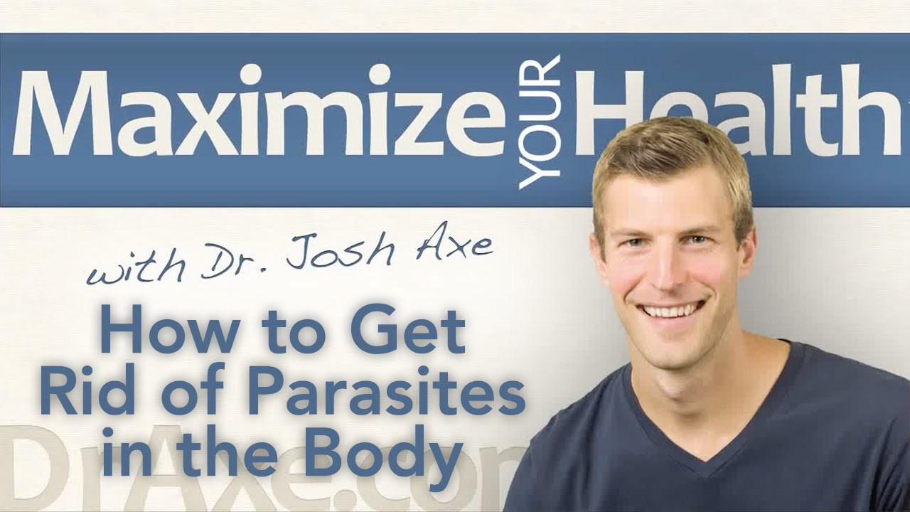 Parasite Cleanse: Getting Rid of Parasites the Natural Way - Dr  Axe
