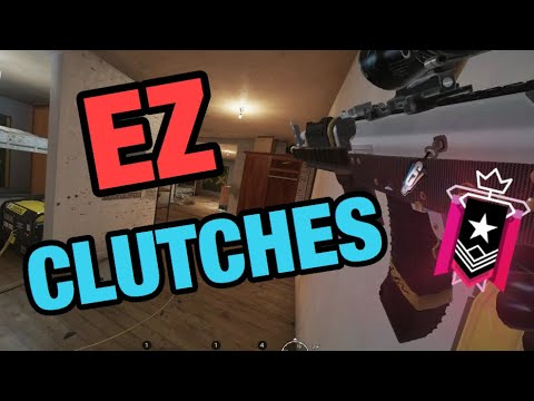 EZ CLUTCHES - Rainbow Six Siege thumbnail