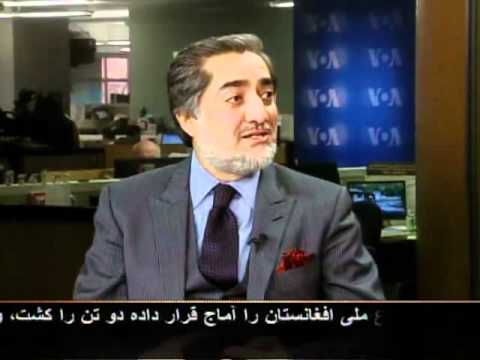 Dr. Abdullah talks about his role