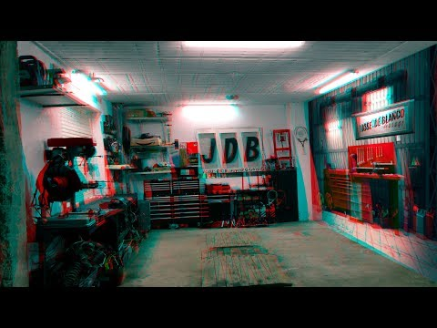 Os presento mi Garaje Jose de Blanco Garage