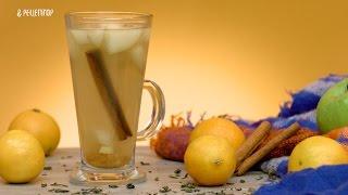 Яблочно-коричный чай к десерту [Рецепты от Рецептор]