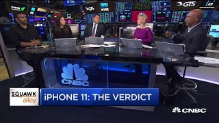 Nilay Patel: New iPhones do the things people care about