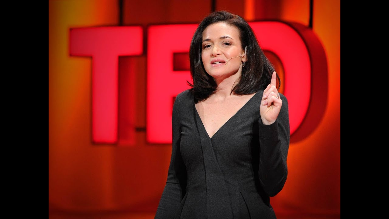 Why we have too few women leaders | Sheryl Sandberg