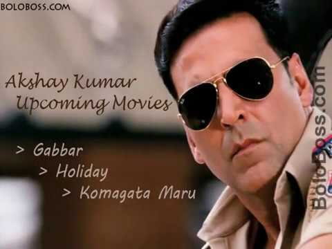 Akshay Kumar Upcoming Movies list
