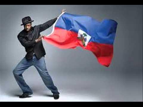 Waving Flag Haiti version (no audio) Picture Slideshow ♥