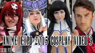 Anime Expo 2015 Cosplay Video 3 - Phoenix - SKDR Films