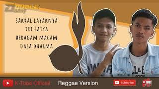 Download Mp3  Cover  Cinta Dibumi Perkemahan  Cinta Sebatas Patok Tenda    Reggae Version - D