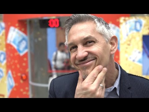 Gary Lineker Talks Premier League Top Four, FA Cup & Running For Prime Minister