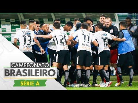 Melhores Momentos - Gols de Palmeiras 0 x 2 Corinthians - Campeonato Brasileiro (12/07/2017)
