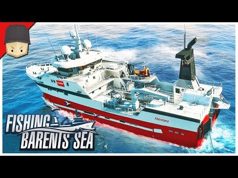 Fishing: Barents Sea - FIRST LOOK | ALL...