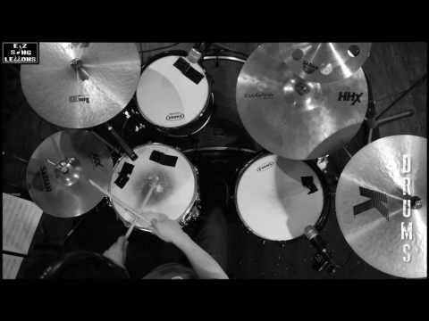 Lovesong - The Cure [DRUM Cover/Lesson with TAB/Score]
