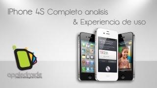 Iphone 4S Completo análisis y experiencia de uso(Bienvenidos al completo análisis y experiencia de uso del smartphone estrella de apple, en este video veremos todo sobre su rendimiento, aplicaciones y ..., 2012-04-12T23:48:03.000Z)