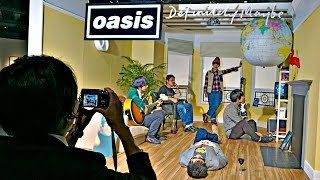 Oasis Exhibition In Japan Youtube