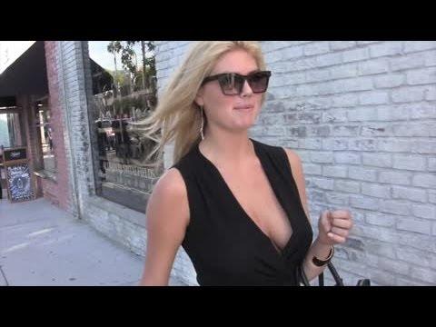 Kate Upton and Diddy Dating Rumors - Splash News | Splash News TV | Splash News TV