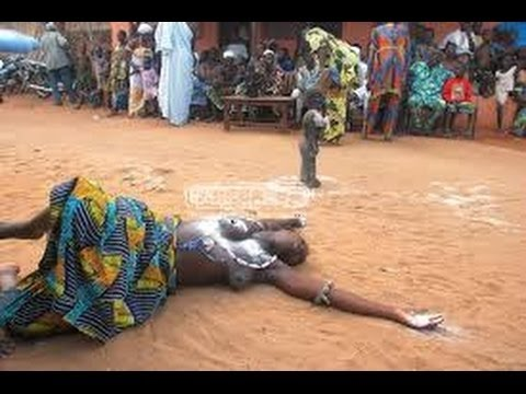 Voodoo Women of Benin Tribes Africa sorcery and different cultures