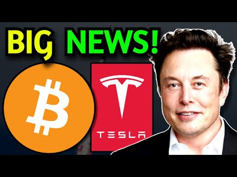 Elon Musk Says Tesla To Accept Bitcoin Payments Again Once Miners Use 50% Renewable Energy!
