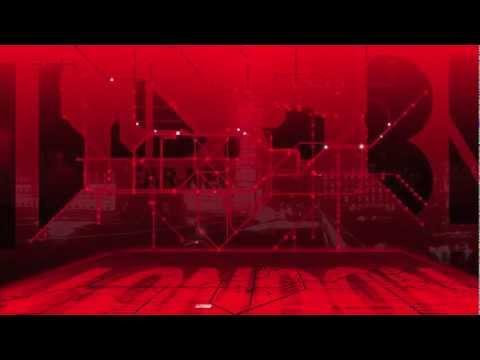 Bear-Necessity London - rotating club visual (HD)