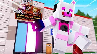 Funtime Freddy Gets Kicked Out If He Loses ?! | Minecraft FNAF Roleplay