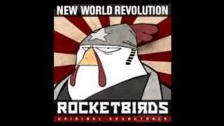 New World Revolution - Once I was Lost (Rocketbirds Theme Music)