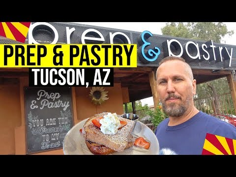 Tucson Happenings - Tucson's Favorite Prep & Pastry To Move To New Location!