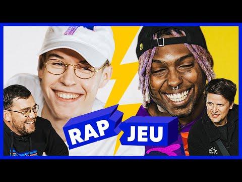 Youtube: SEB vs Youv Dee – Rap Jeu #12 avec Jean Morel & Romain Toulemonde