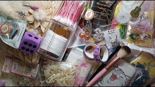 Мега розпакування товарів з Пандао, Джум, Алі 3 - для душі, для творчості, для краси