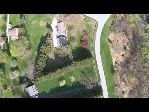Mountain Laurel Estates Frederick Maryland Bird's Eye View