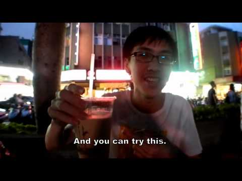 National Taiwan Normal University night market -The end of the grade film by NTUECS105
