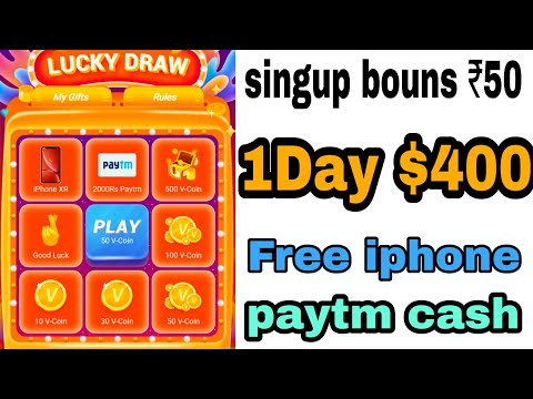 Unlimited earning app video buddy app self and refer earning process all trick