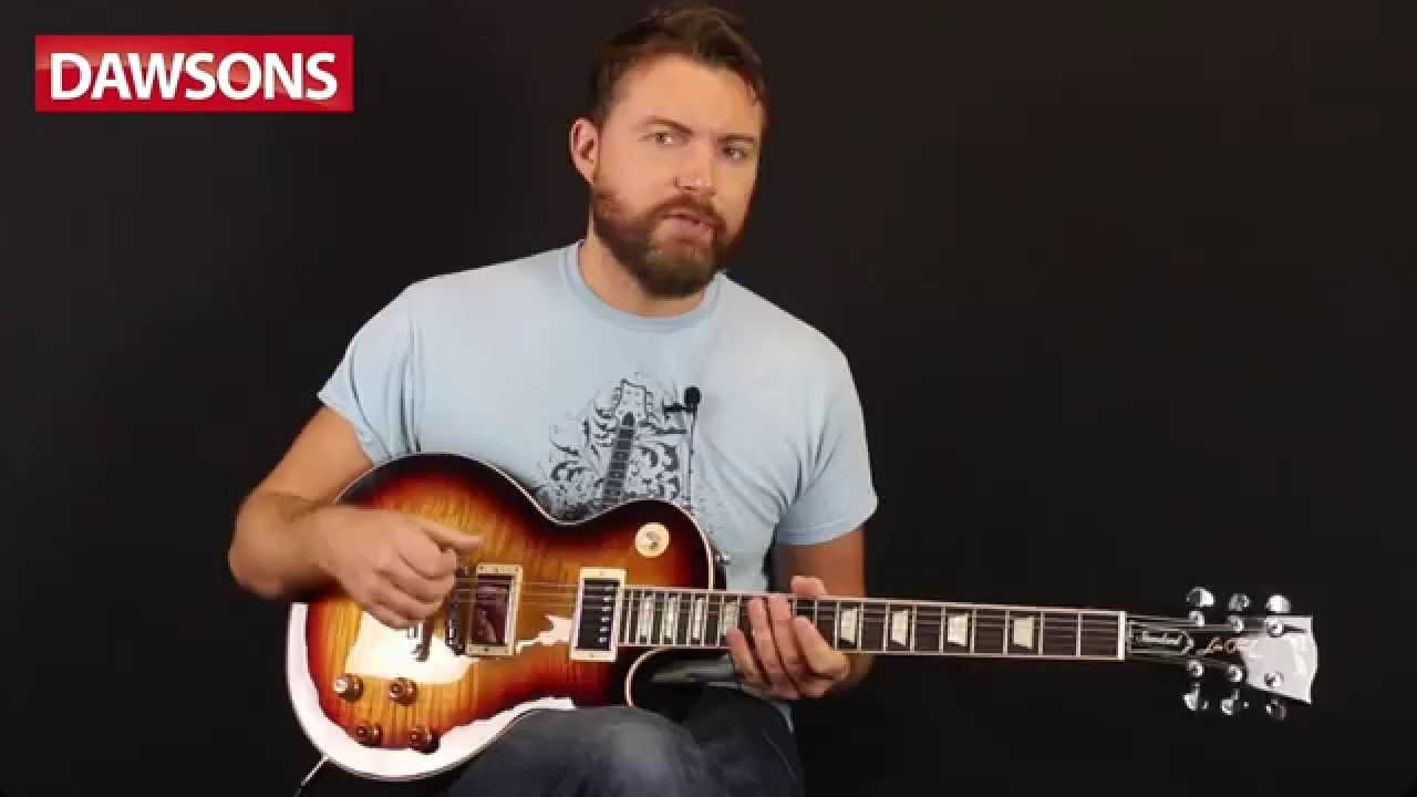 gibson 2016 les paul standard traditional review youtube. Black Bedroom Furniture Sets. Home Design Ideas