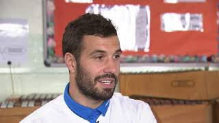 Luka Milivojević: Na Mom Primeru Oni Iznad Treba Da Uče   SPORT KLUB Fudbal