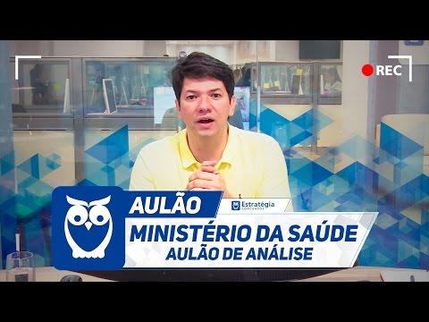 Aulão de Análise do Ministério da Saúde | Ao Vivo