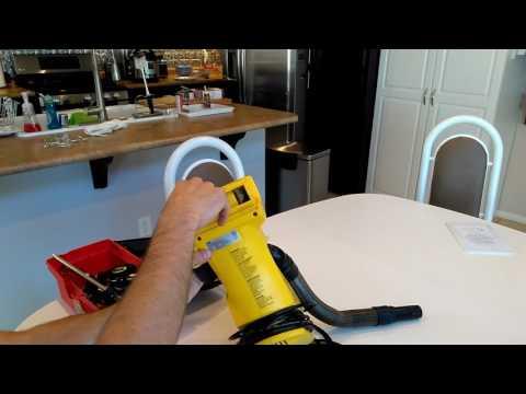 Eureka easyclean vacuum roller cleaning