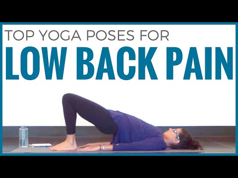 Yoga For Lower Back Pain | TOP YOGA POSES FOR LOW BACK PAIN RELIEF