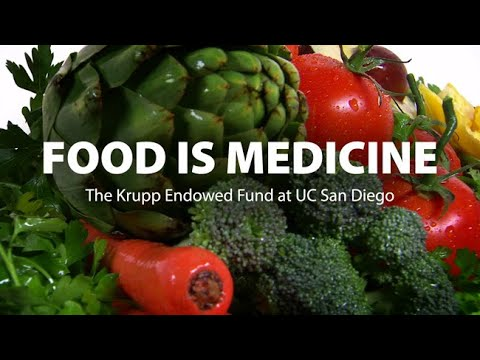 Food is Medicine: The Krupp Endowed Fund at UC San Diego