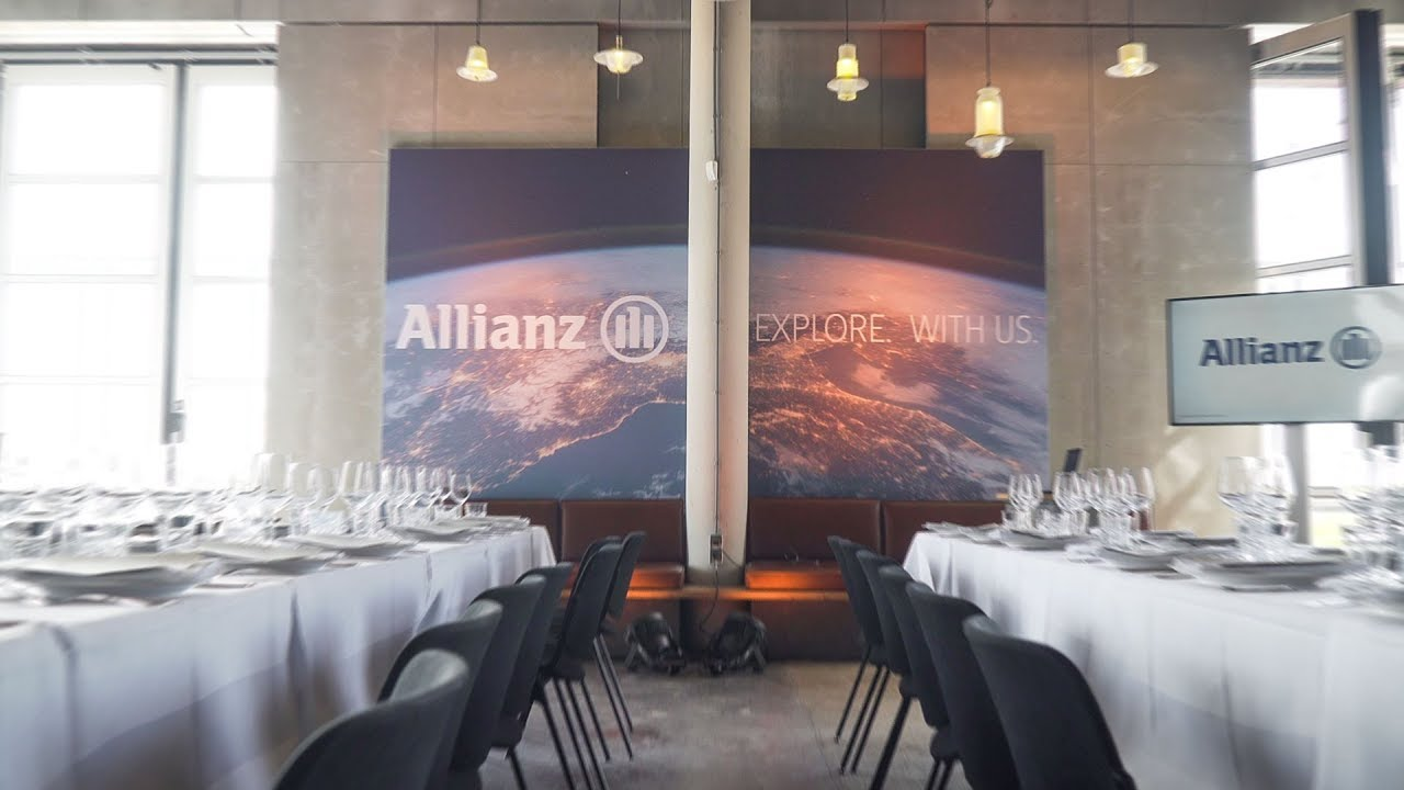 Aftermovie Allianz Global Corporate & Specialty Marketevent Nederland 2019