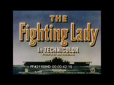 The Fighting Lady USS Yorktown - Color 1944, Marcus Islands, Truk, World War II 21150 HD