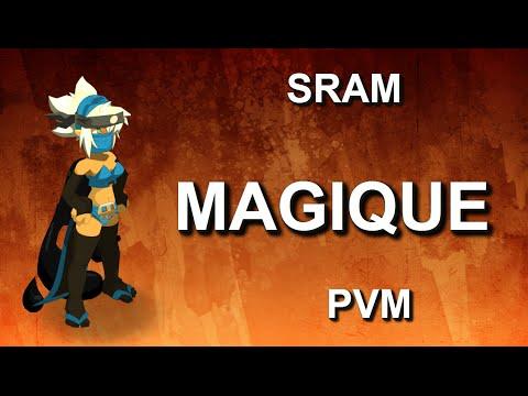 [Dofus] LE SRAM EN PVM C'EST MAGIQUE !