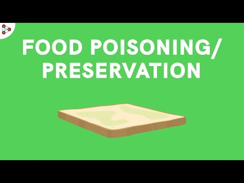 Food Poisoning | Food Preservation | Microorganisms | Don't Memorise