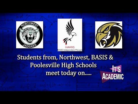It's Academic Washington, DC - Round 15  -  Northwest, BASIS Independent McLean & Poolesville
