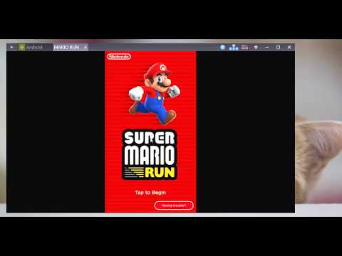 Super Mario Run on BlueStacks How to Fix 804 - 5100 Problem Without Deleted Your Data  - Part 2