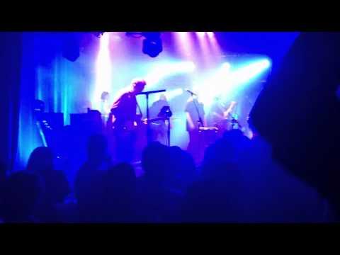 Mininal Compact Live Dedicated  Immigrant Song 26/01/2012 מינימל קומפקט הופעה