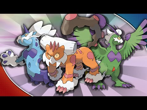 How to Get | Therian Forms - Pokemon Omega Ruby & Alpha Sapphire!