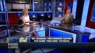 Best New York Cardiologist, Dr. Steven Reisman on ASPIRIN IN THE PREVENTION OF HEART ATTACKS