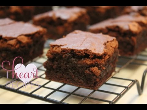 Brownies from scratch i heart recipes youtube forumfinder Choice Image